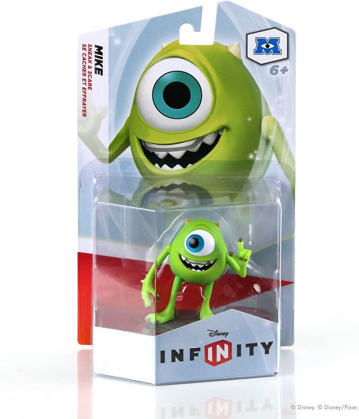Amazon.com: DISNEY INFINITY Figure Mike Wazowski: Not ...