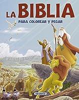 La Biblia Para Colorear Y