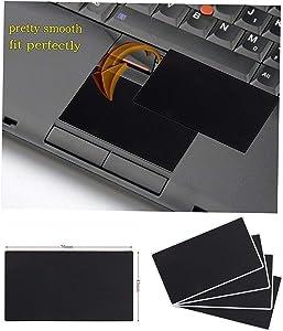 4 pcs/Set Replacement Touchpad Sticker for Lenovo IBM Thinkpad T410 T410I T410S T400S T420 T420I T420S T430 T430S T430I T510 T510I T520 W510 W520 L520 L510 L420 L412 L520 SL410K Series