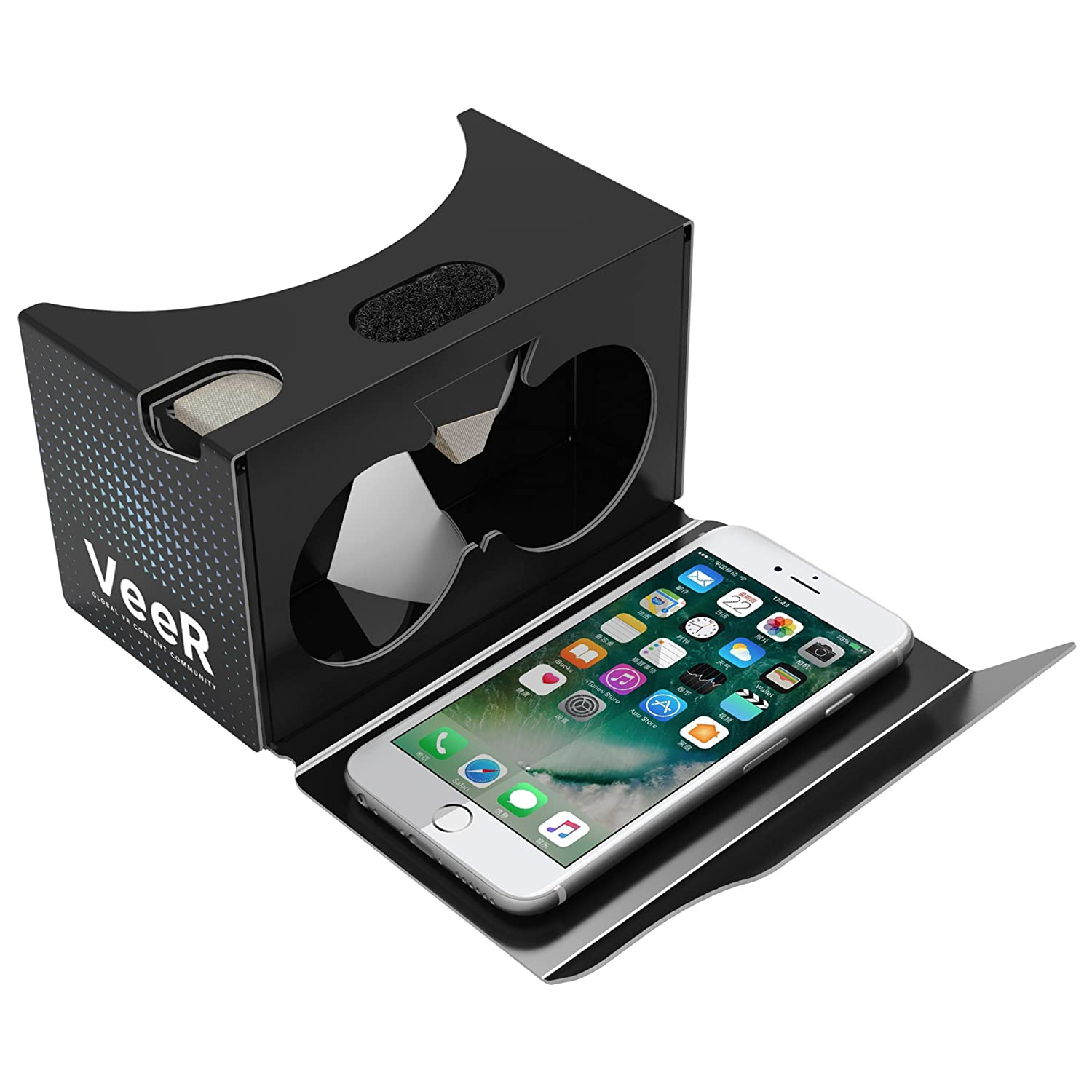 da3e9f3b68ab ... iOS VeeR 3D Virtual Reality Headsets for VR 360 Videos   Movies  Compatible with Android