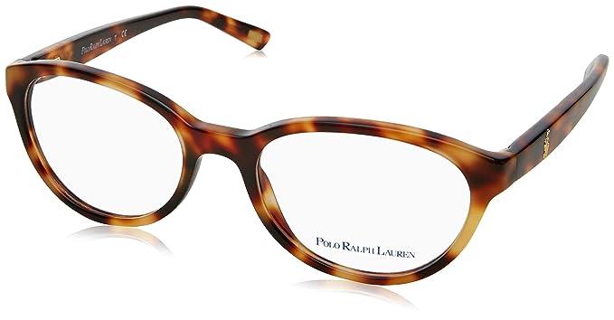 Polo PP8526 Eyeglass Frames 1591-49 - Tortoise at Amazon Women\'s ...
