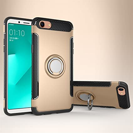 sports shoes 153ad e2041 Amazon.com: MyCase For OPPO A83 Armor Dual Layer 2 In 1 Protection ...