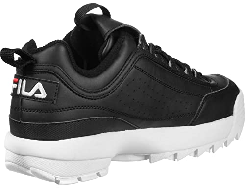 Fila - Zapatillas Fila Disruptor Low - 180323 1010302.25Y - Negro, 42: Amazon.es: Zapatos y complementos