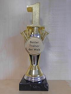26 cm Beste Mutti der Welt Gr Troph/äe Geschenk A324 mit Gravur - Sportpokal Fanshop L/ünen Pokal Geburtstag