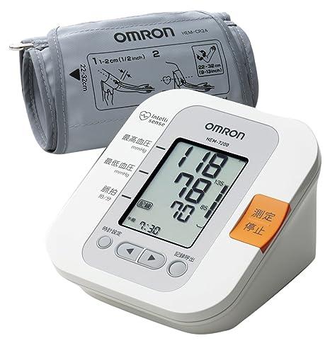 Omron 7200 automática – Tensiómetro de brazo: messp telefónico