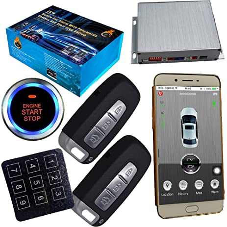 Get The Avs S5 Car Alarm And Tracker Installed For 999