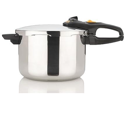 Amazon Fagor Duo 6 Quart Multi Setting Pressure Cooker And