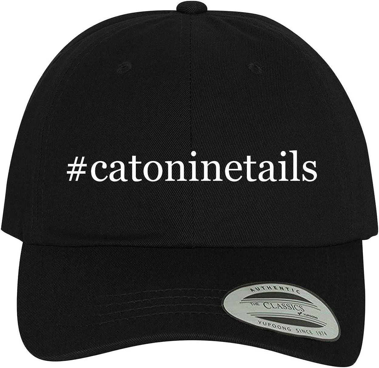BH Cool Designs #catoninetails Comfortable Dad Hat Baseball Cap