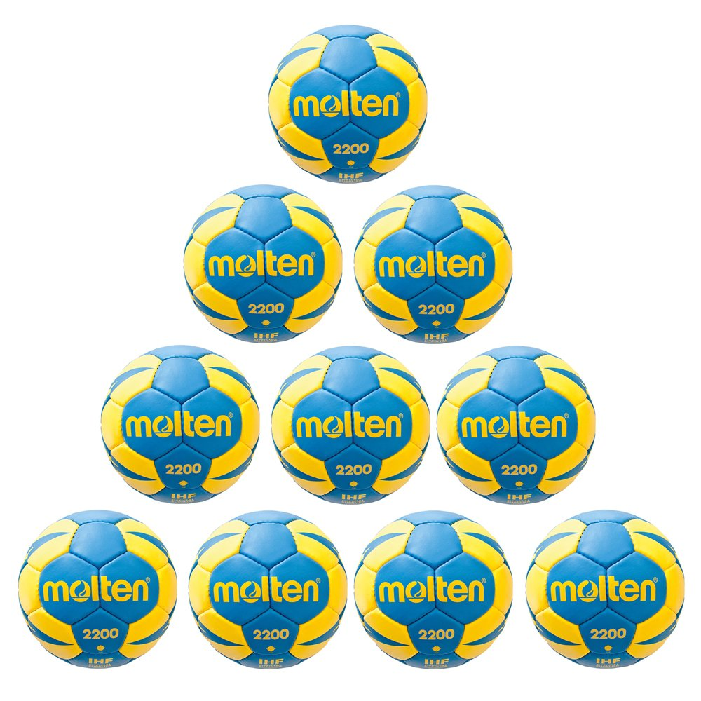 Fan Sport 24 Molten – Balón de balonmano H0 X 2200 by ...