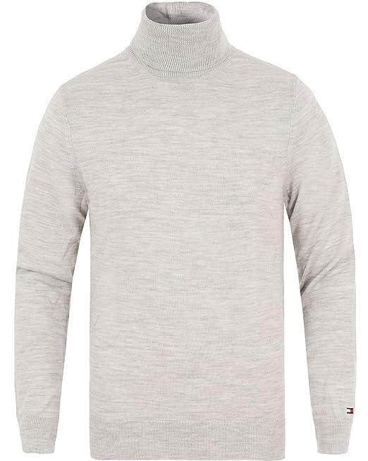economico per lo sconto 7d004 12cbe Tommy Hilfiger 08578A1658 501 Premium Wool R-NK CF Dolcevita ...