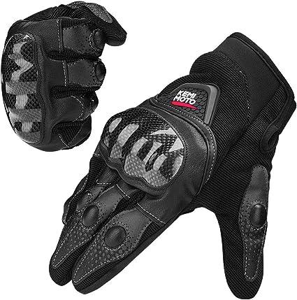 Men Women Cycling Bicycle Bike Motorcycle Sports Fur Gloves Offroad Full Finger