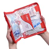 I Go Mini First Aid Kit -89 Pieces Compact Small