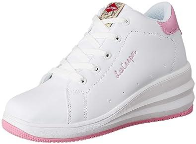 Buy Lee Cooper Women's White/Pink