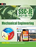 SSC JE (CWC/MES) Mechanical Engineering for Junior Engineers Recruitment Examination 2018-19