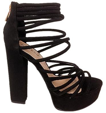 Image result for chunky platform heels