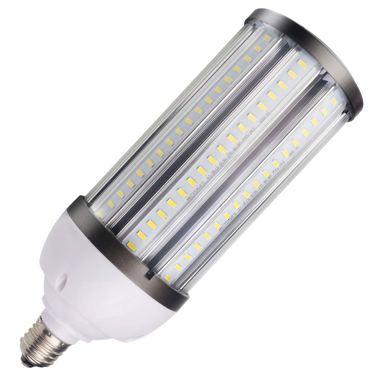 品質で勝負 LED E26 コーンライト 昼白色 54W 6420lm 電源内蔵 2年保証付 6個セット B07FNQSQG1