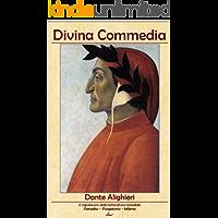 LA DIVINA COMMEDIA (Italian Edition) book cover