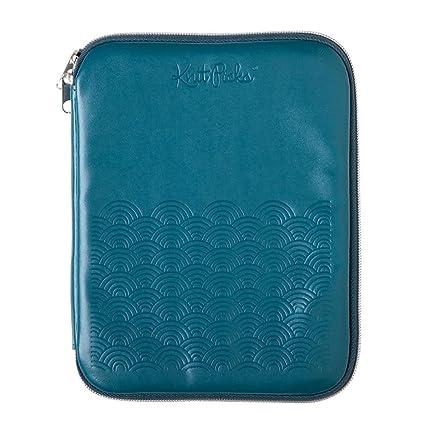 Amazon Knit Picks Interchangeable Knitting Needle Case Caspian