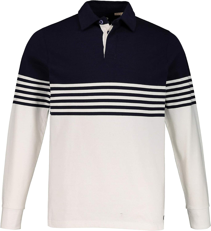 JP 1880 Mens Big /& Tall Stone Wash Texture Cardigan Sweater 720093