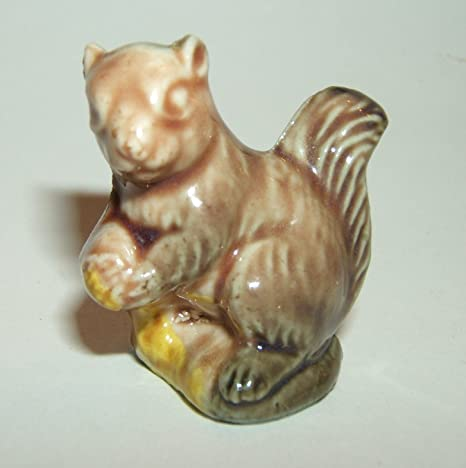 Amazoncom Squirrel Wade Whimsies Set 5 1974 Home