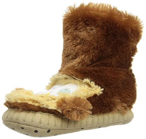 814afc39fa1 Hatley Kids Owl Slouch Slippers