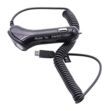 vhbw Cargador Micro-USB para Coche Apto para Huawei Ascend ...