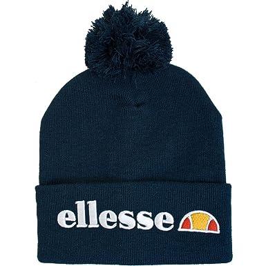 Ellesse Velletri Bobble hat navy  Amazon.co.uk  Clothing d603754b12a