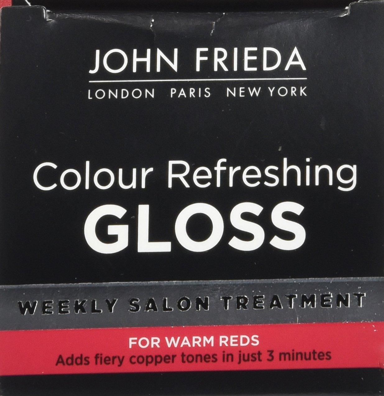 John Frieda Colour Refreshing Gloss, Warm Red, 6 Ounce by John Frieda PFC (Image #1)