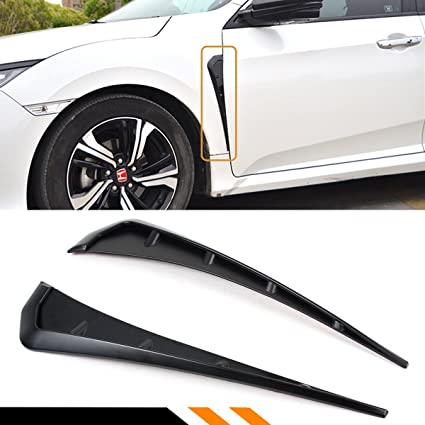 Cuztom Tuning for 2016-2018 Honda Civic FK8 Type-R Style ADD-ON