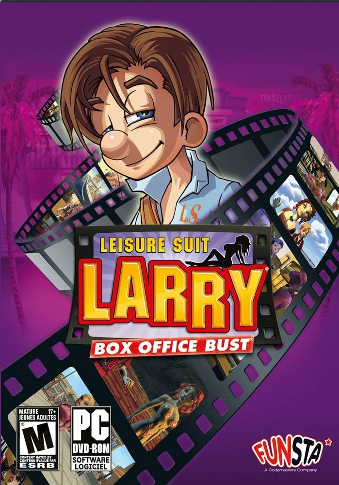 Amazon.com: Leisure Suit Larry: Box Office Bust - Xbox 360: Artist Not Provided: Video Games