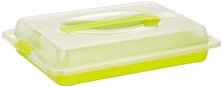 Rotho John party Butler, verde lime, 45x 35x 25cm 1726205070