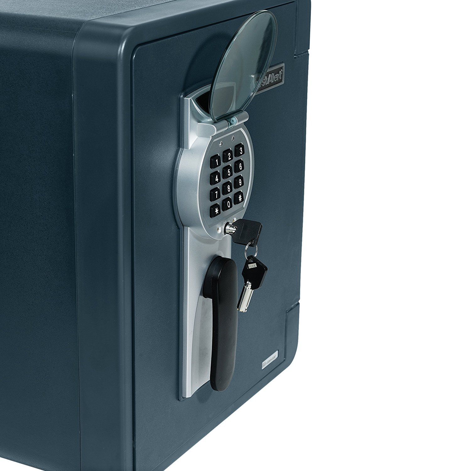 First Alert 2092DF Waterproof and Fire-Resistant Digital Safe, 1.31 Cubic Feet by First Alert (Image #3)