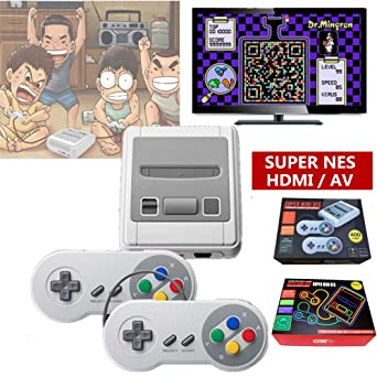 2018 TV VIDEO GAMES CONSOLE, SMART HDMI CLASSIC BUILT IN 621