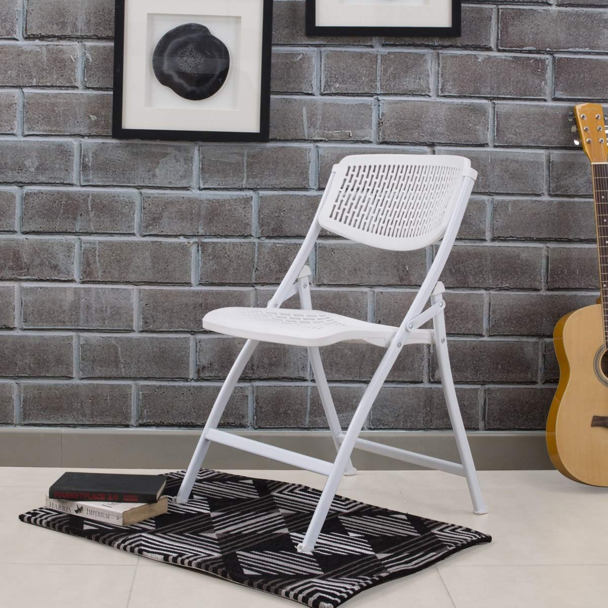 #9 Home Centre Mid Back Stylish Chairs