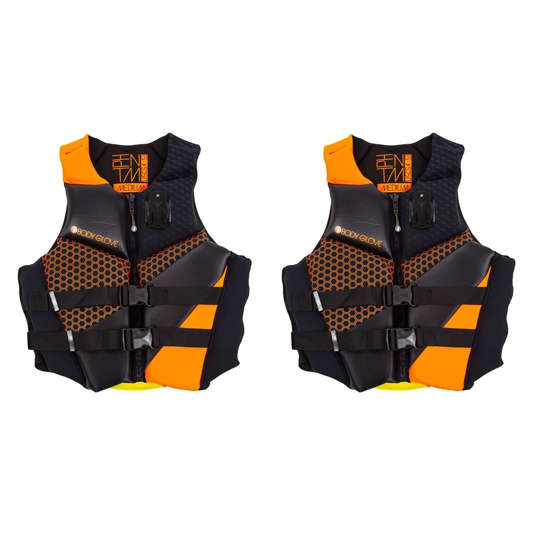 人気ブラドン Body 2 B07J46Q6JC Glove ファントム オレンジ オレンジ ネオプレン ライフジャケットベスト 2XL 2 B07J46Q6JC, キタジマチョウ:2fc6cefa --- a0267596.xsph.ru