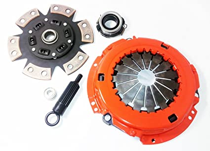 Clutch Kit Works With Suzuki Grand Vitara XL-7 EX LX JX JS JLX JLS