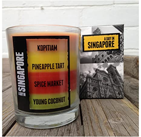 Destino velas, cera de abejas velas, velas de comercio justo – un día en
