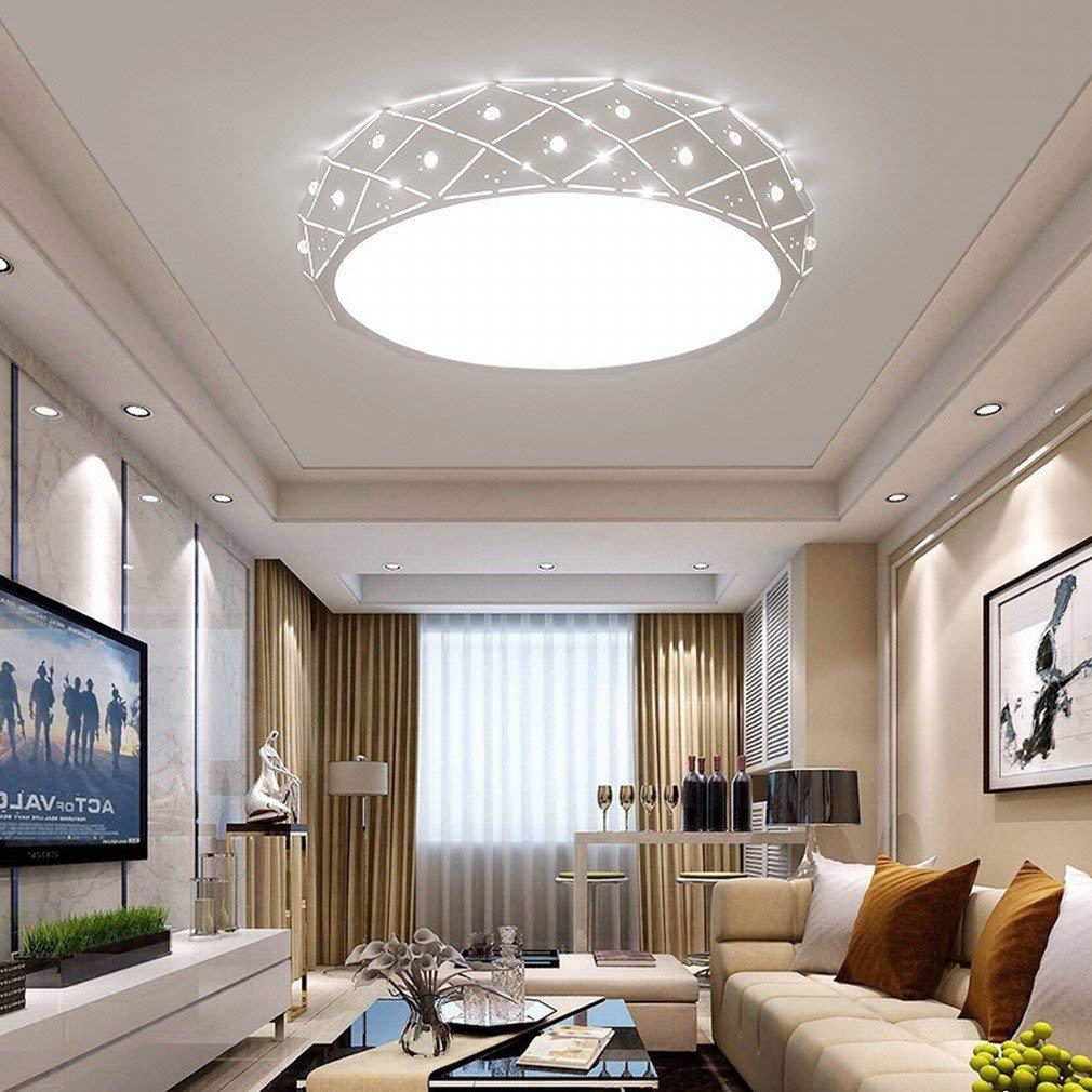 Modern embedded ceiling light Led Modern Simple Bedroom ...