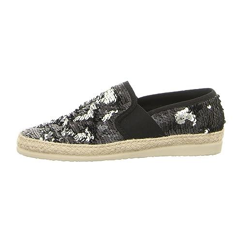 Palatina Rose 39000-16 - Mocasines para mujer, color plateado, talla 42 EU: Amazon.es: Zapatos y complementos