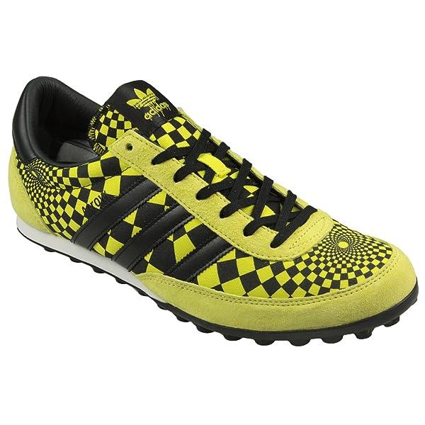 Mens adidas Originals Mens JS Arrow Opart Trainers in Yellow - UK 8 ... ad0560e04bf8