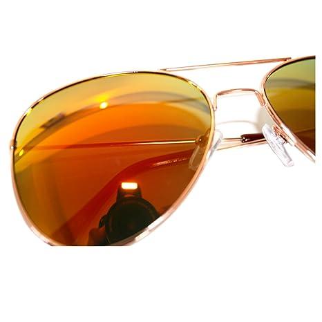 Gafas de sol aviador de pera Polarizadas - certificado CE UV ...