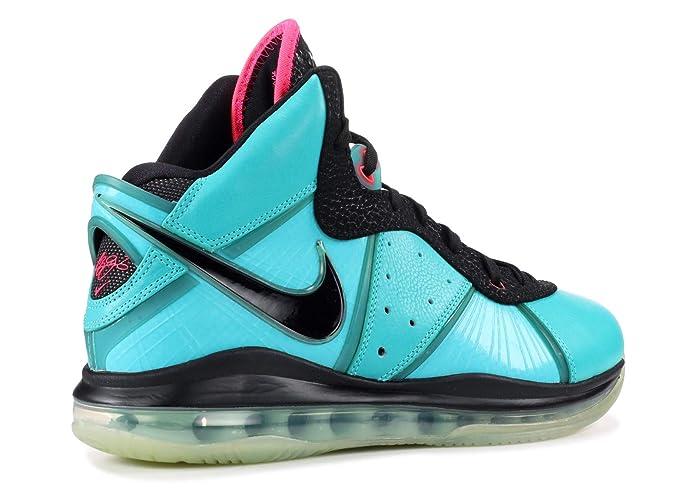save off 51c26 4e3f9 Amazon.com   Nike Lebron 8  South Beach  - 417098-401   Fashion Sneakers