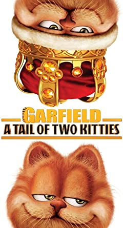 Garfield A Tale Of Two Kitties 2006 D S Advance Movie Poster 13 5x20 At Amazon S Entertainment Collectibles Store