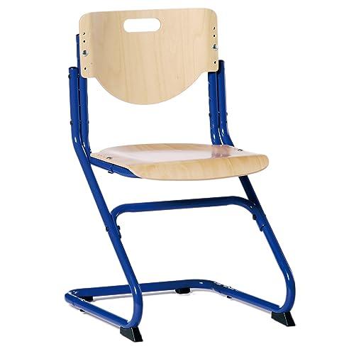 Schreibtischstuhl kinder ohne rollen  Kettler Chair Plus Schreibtischstuhl Kinder – hochwertiger ...