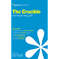 The Crucible SparkNotes Literature Guide (SparkNotes Literature Guide Series)