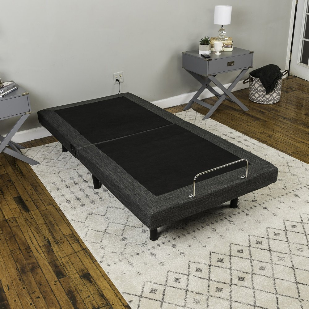 Classic Brands Adjustable Comfort Adjustable Bed Base with Massage, Wireless Remote and USB Ports by Classic Brands (Image #18)