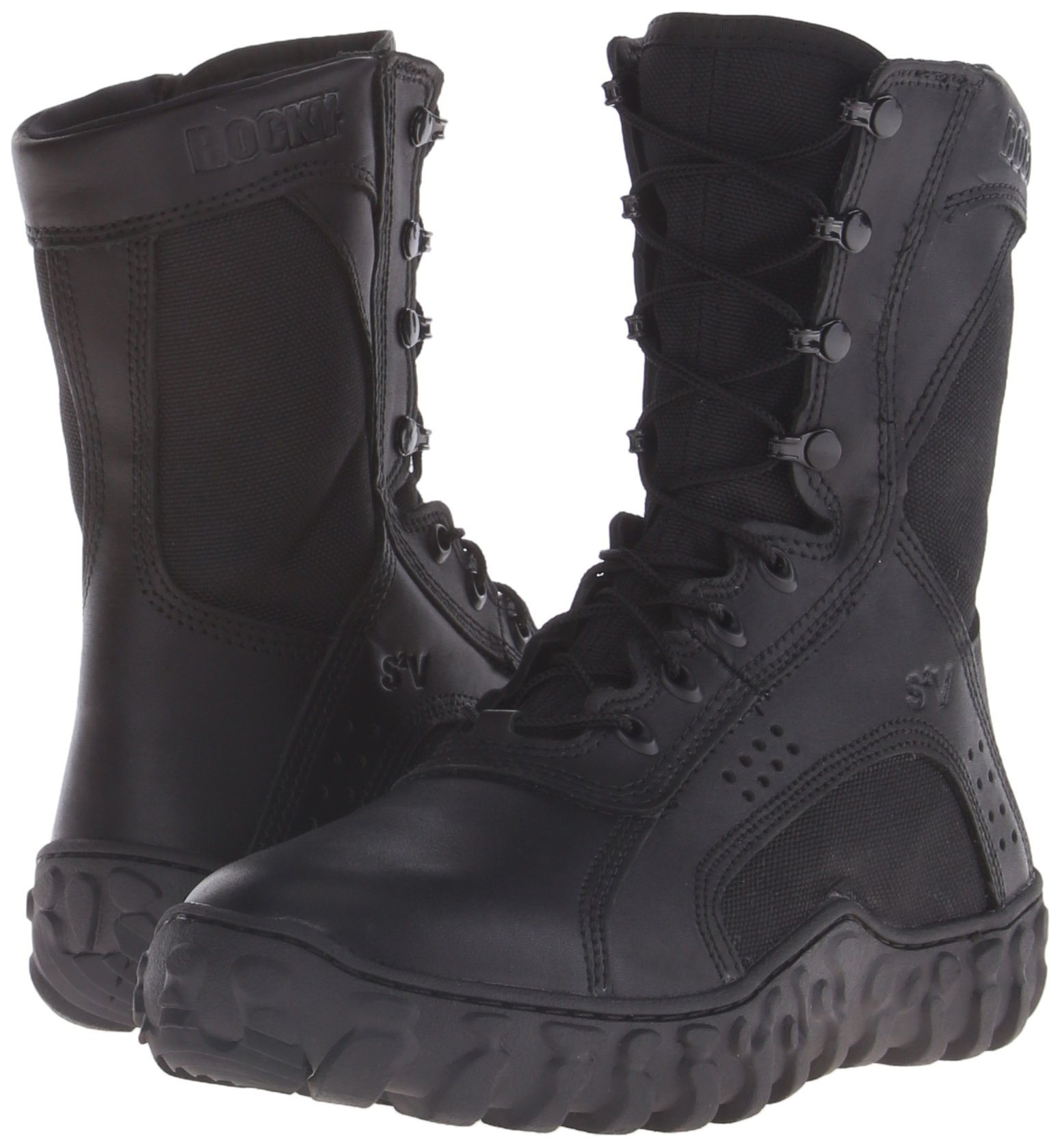 Rocky Men's FQ0000102 Boot, black, 12.5 W US by Rocky (Image #6)
