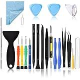Neuftech 22 in 1 Werkzeugset Reparaturset kit zum Öffnung für Handy iPhone 7 6s Plus 6s 5s,und andere Geräte wie Tablet, MP3-Player