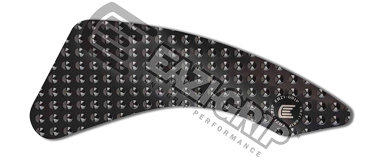 de color negro ideal para la Kawasaki Z750 de 2007 a 2012 Agarre para tanque de motocicleta de Eazi-Gripen