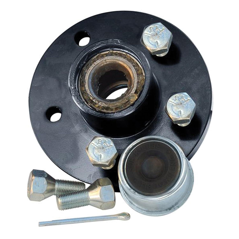 Tie Down Engineering 81045 Super Lube Marine Hub Kit with Lug Nuts - Pack of 1 (3003.3147)